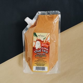 Thai Tea Soya Pouch (New Recipe) (4 Packs)