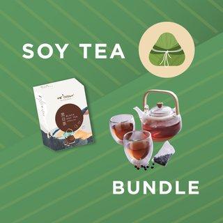 Roasted Black Soy Tea Bundle